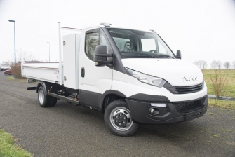 Iveco Daily Benne Coffre 3750 3.0L hpi 150cv BVM-6
