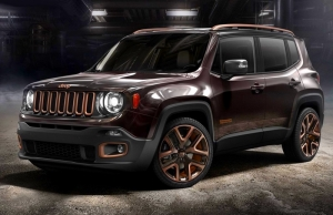 Jeep Renegade Limited 1.6L Multijet 120cv DDCT-6