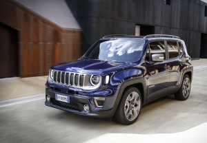 Jeep Renegade Limited 1.6L Multijet 120cv BVM-6